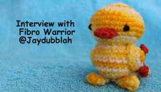 Fibro Warrior interview with jaydubblah