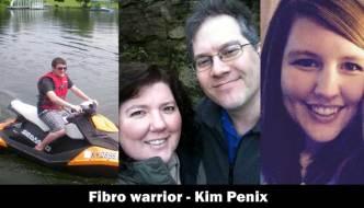 Interview with Fibro Warrior - Kim Penix