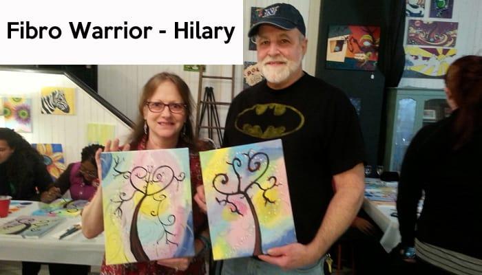 Fibro Warrior – Hilary