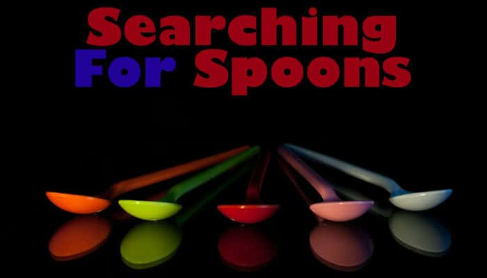Searching for Spoons