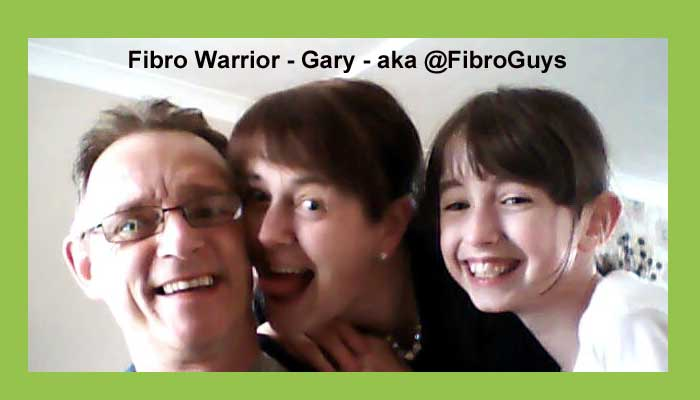 Fibro Warrior – Gary of @FibroGuys