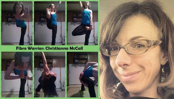 Fibro Warrior recently diagnosed – Christianna McCall