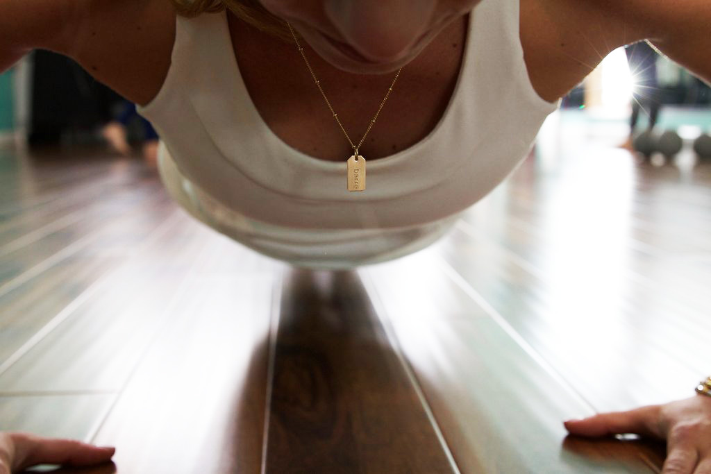 Introducing Love Tag Necklaces by Chelsea Charles