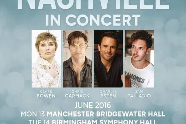 Le casting de la série Nashville sera en tournée en Grande Bretagne