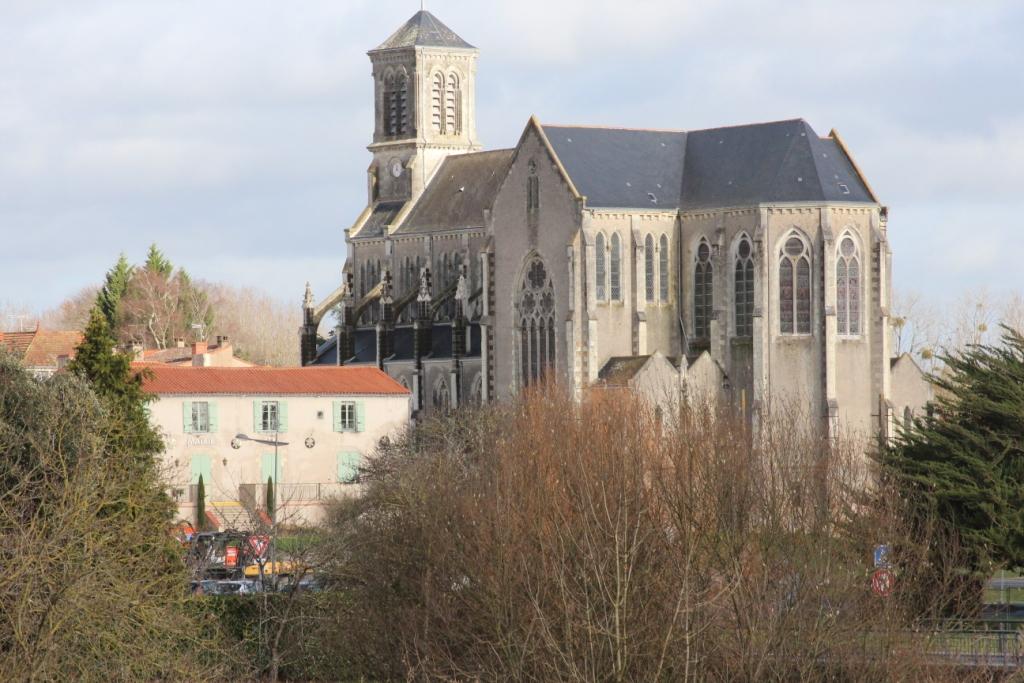 Eglise de Mouzillon