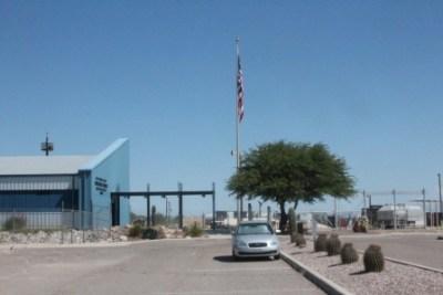 Titan Missile Museum : L'entrée du musée