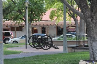 Albuquerque, la plaza Don Luis
