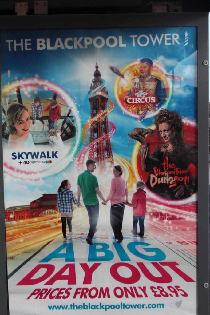 Les attractions de Blackpool
