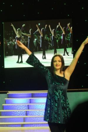 Soirée Spectacle avec la troupe des danseurs Irlandais de Maggie Gallagher