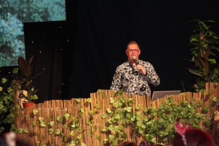 Le DJ Garry Lafferty