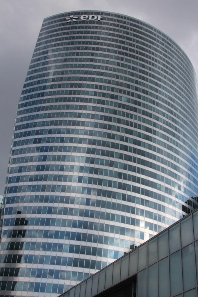 La tour EDF