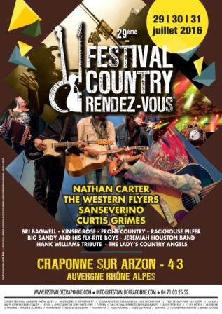 Craponne 2016-FESTIVAL-COUNTRY