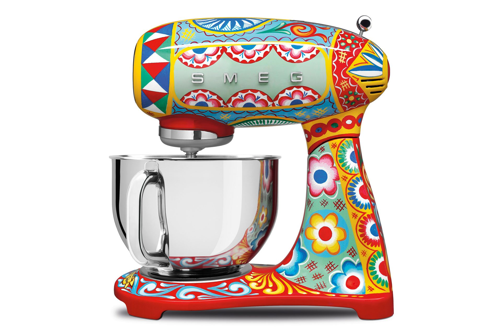 Smeg Küchengeräte Dolce And Gabbana X Smeg Appliances 2018 Toaster Juicer