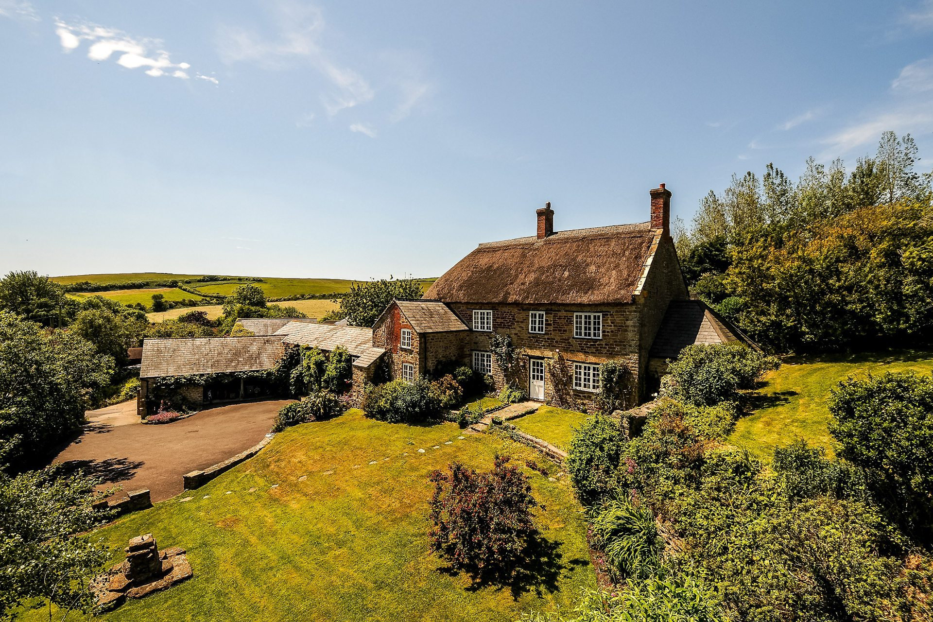 Farmhouses For Sale Uk The 10 Best Farmhouses On The Market Right Now British