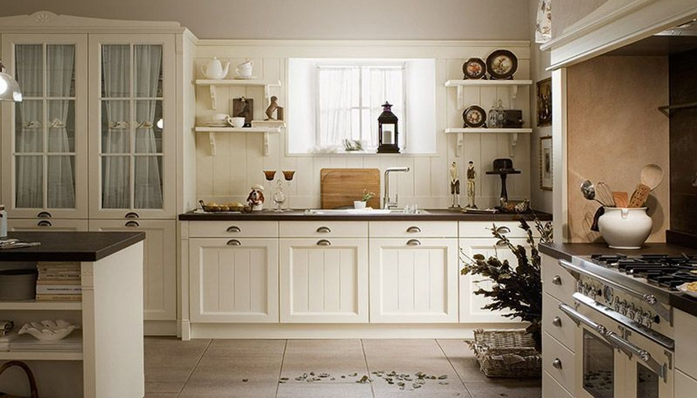 Cucina Shabby Country Cucine Shabby Country Chic In Vari Colori E Materiali