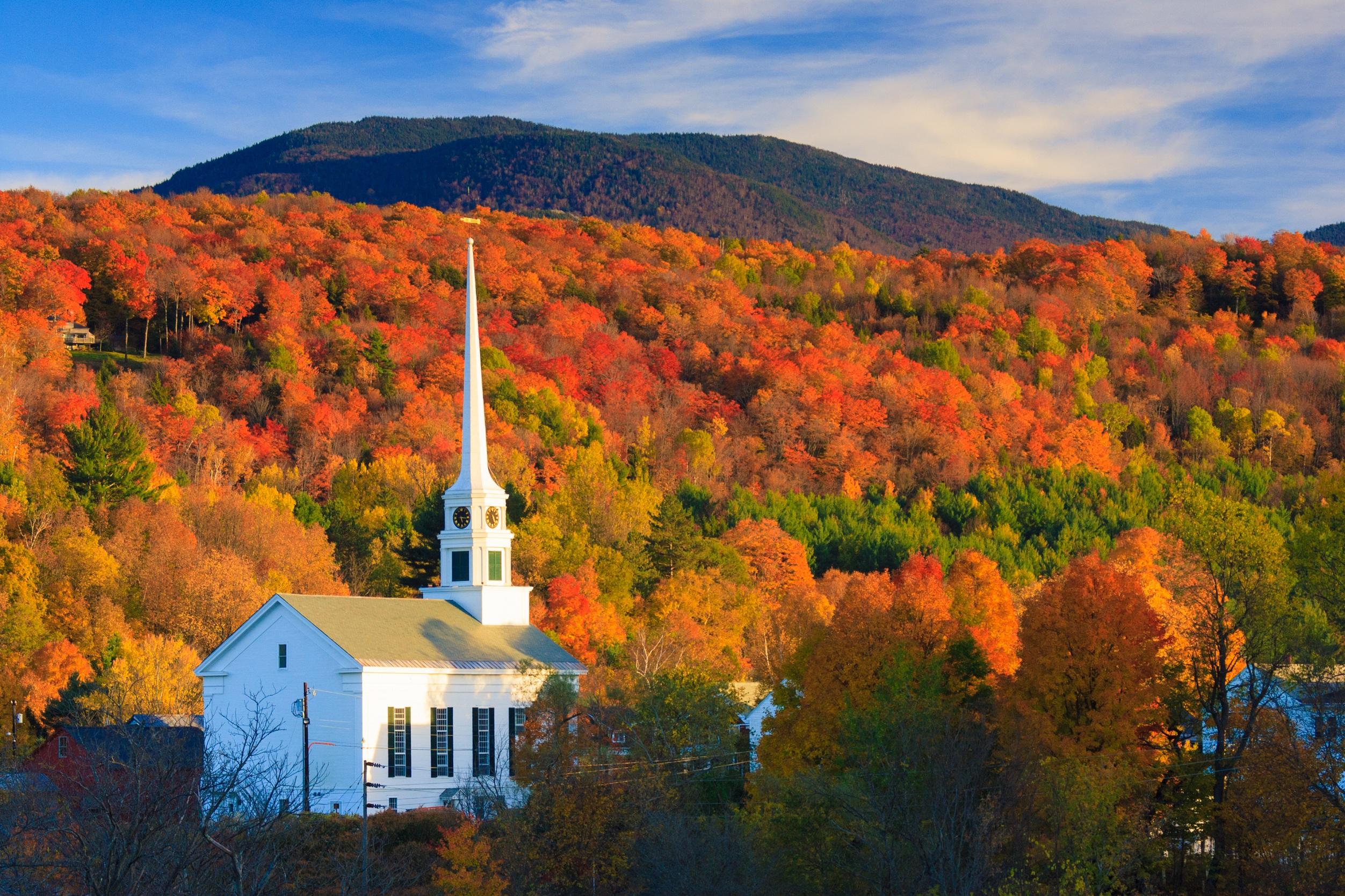 Fall Foliage Wallpaper Widescreen New England Fall Treasures