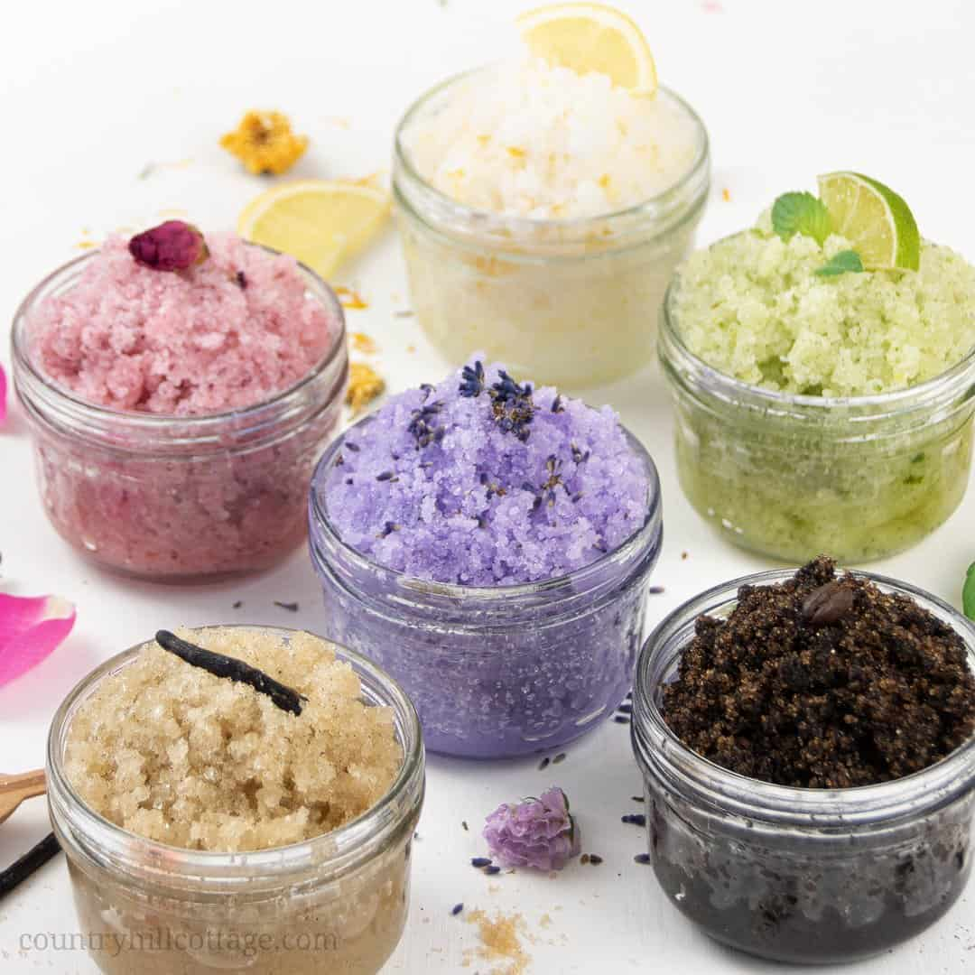 The Best Diy Sugar Scrub Recipes For Glowing Skin And Gift Giving