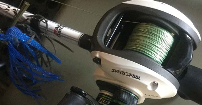 Do you Really Need a Leader when Fishing with Braided Line? - line leader
