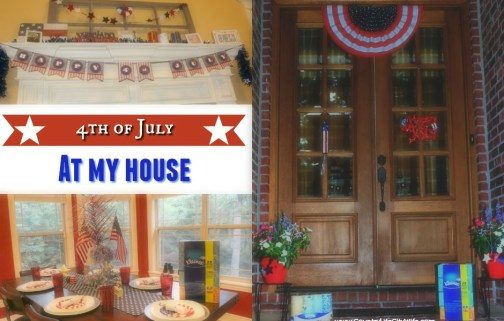 4th of July at My House