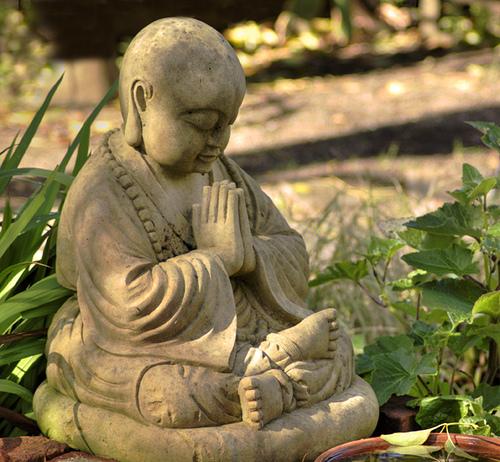 Buddha-gassho