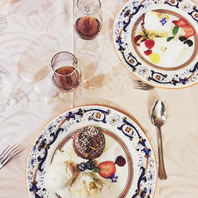 Goya Restaurant is the best value for money in madeira
