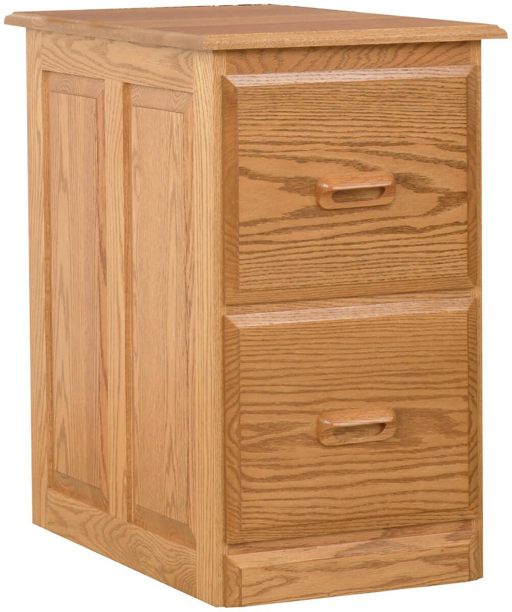 Small Filing Cabinet Lake Wales Small Oak File Cabinet Countryside Amish Furniture