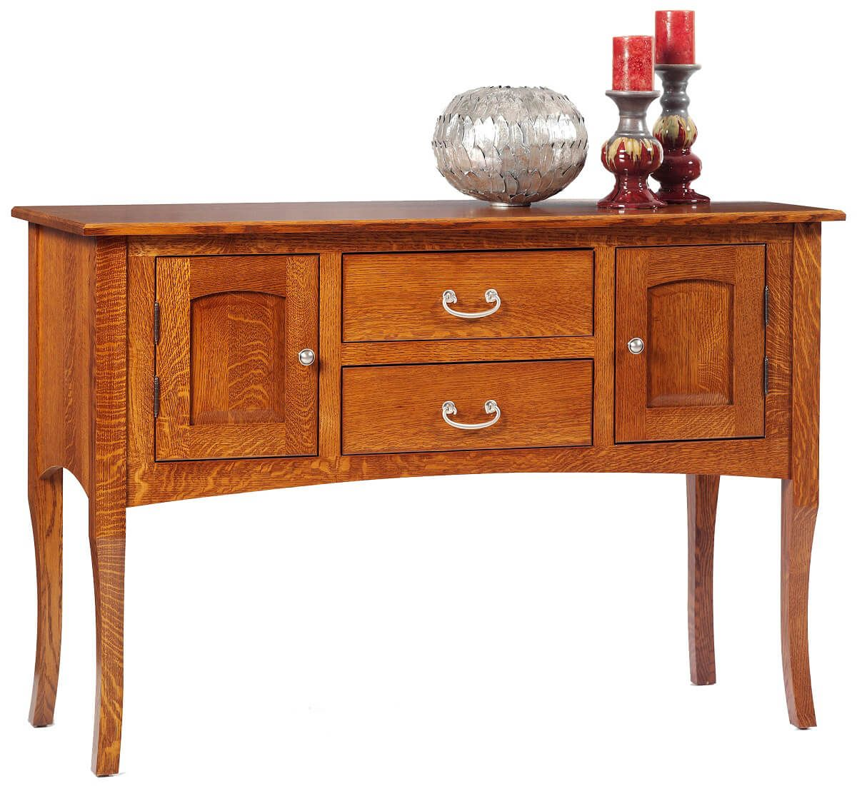 Sideboard Real South Hooksett Real Wood Sideboard Countryside Amish Furniture