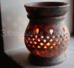 Ароматы для дома: аромалампа из мыльного камня (талькохлорита)