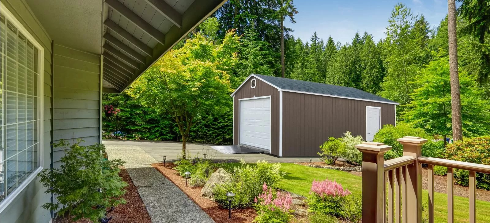 Garage Storage Buildings Ultimate Oregon Sheds And Portable Storage Building Since 1995
