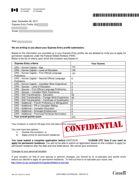 Confirmation Letter Countrywide Visas