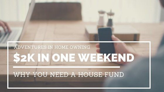 Learn how you can protect yourself with a house fund.