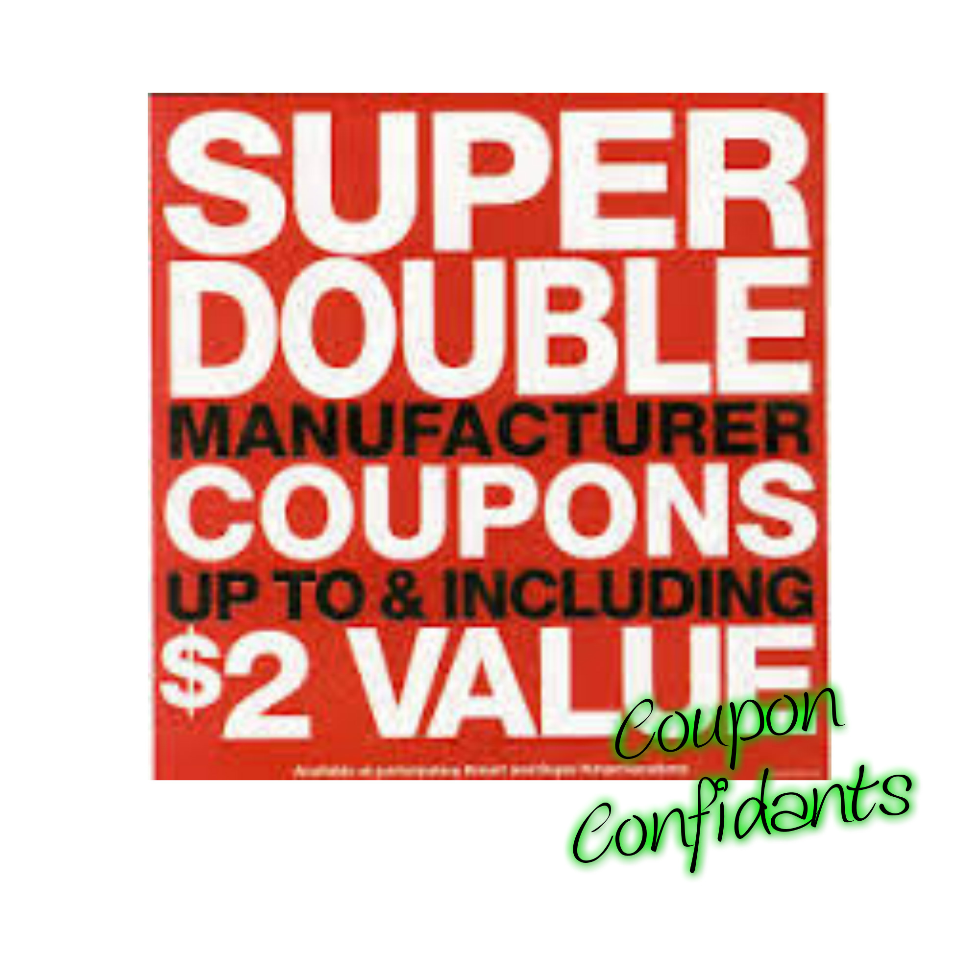 Kmart Coupons K Mart Doubles Confirmed Beginning August 30th Coupon Confidants