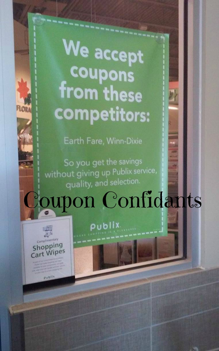 What day is double coupon day at Publix?