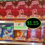 Count Dracula and Frankenberry Cereals $1.25 @ Publix this week!