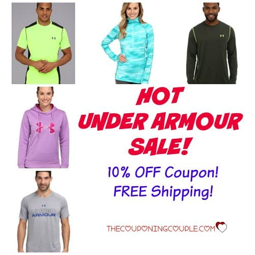 Free printable coupons for under armour / Bose speaker black friday