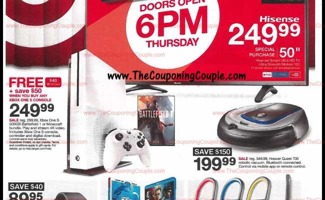 Target Black Friday 2016 Ad Scan Browse All 36 Pages