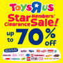 Toys R Us Clearance Sale April 2017 Couponmalaysia