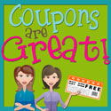 Coupons are Great
