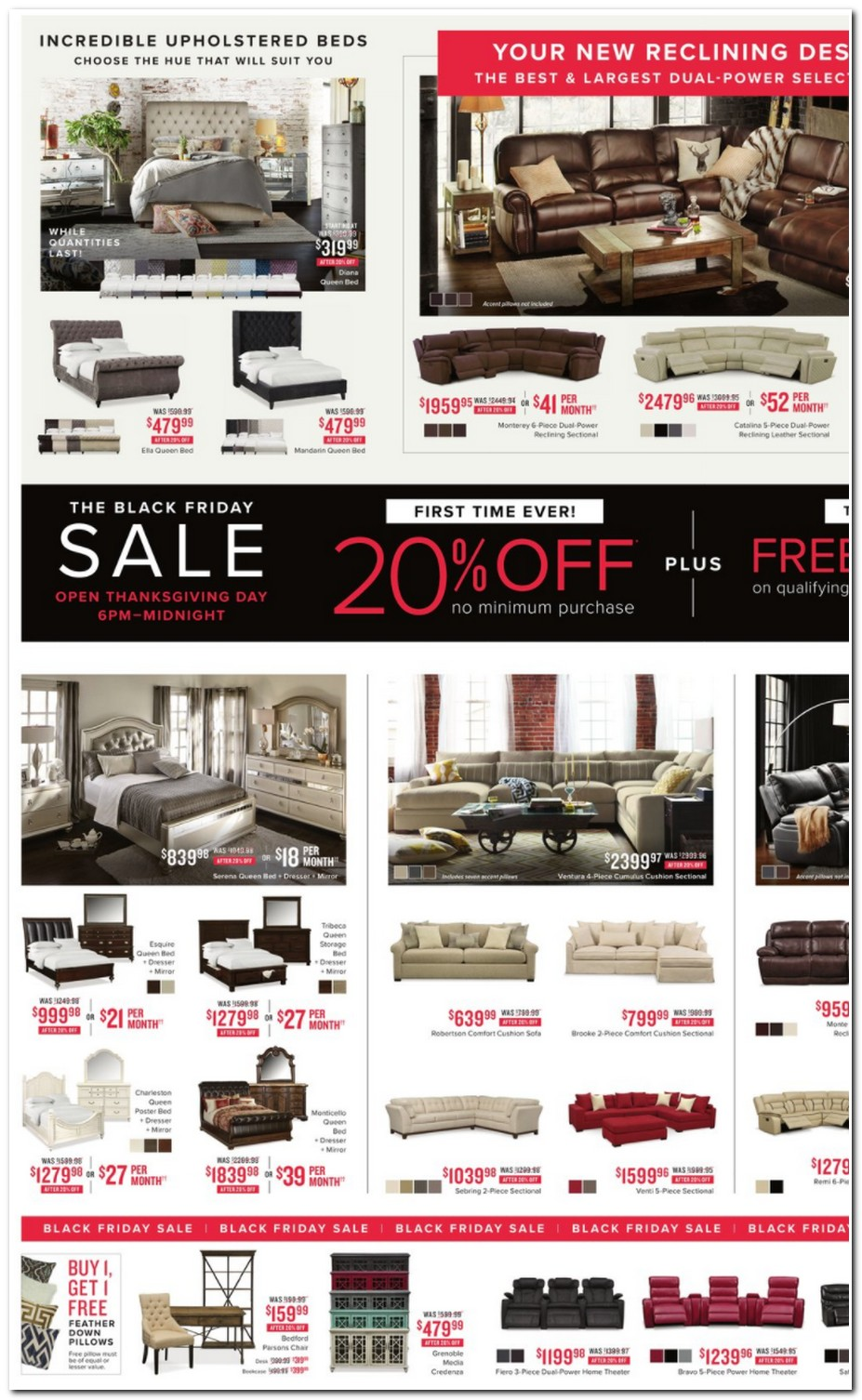 Sofa Mart Sale Value City Furniture Black Friday Sale