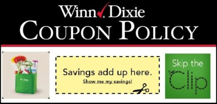Winn Dixie-Publix digital coupons