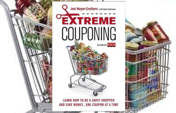 Extreme Couponing book
