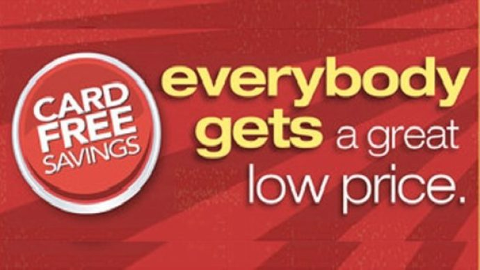 Acme Card Free Savings