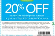 ToysRUs Coupon 2