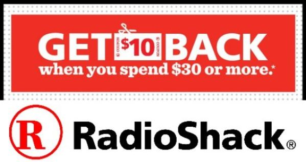 Browse for RadioShack coupons valid through December below. Find the latest RadioShack coupon codes, online promotional codes, and the overall best coupons posted by our team of experts to save you $10 off at RadioShack.