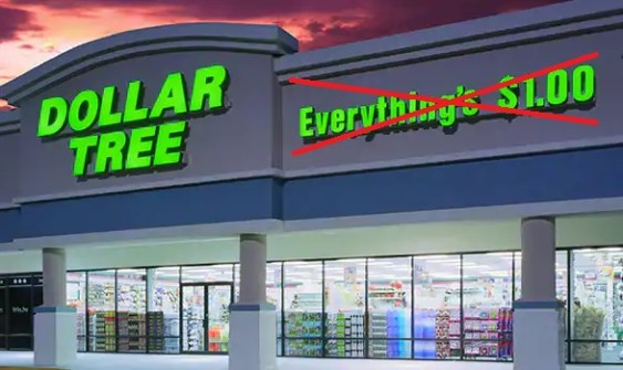 Everything's Not $1 at Dollar Tree Anymore, In New Pricing Test | Coupons in the News