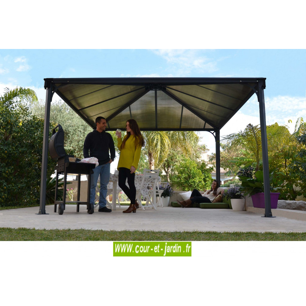 Emejing Tonnelle De Jardin Opera Images - House Design - marcomilone.com