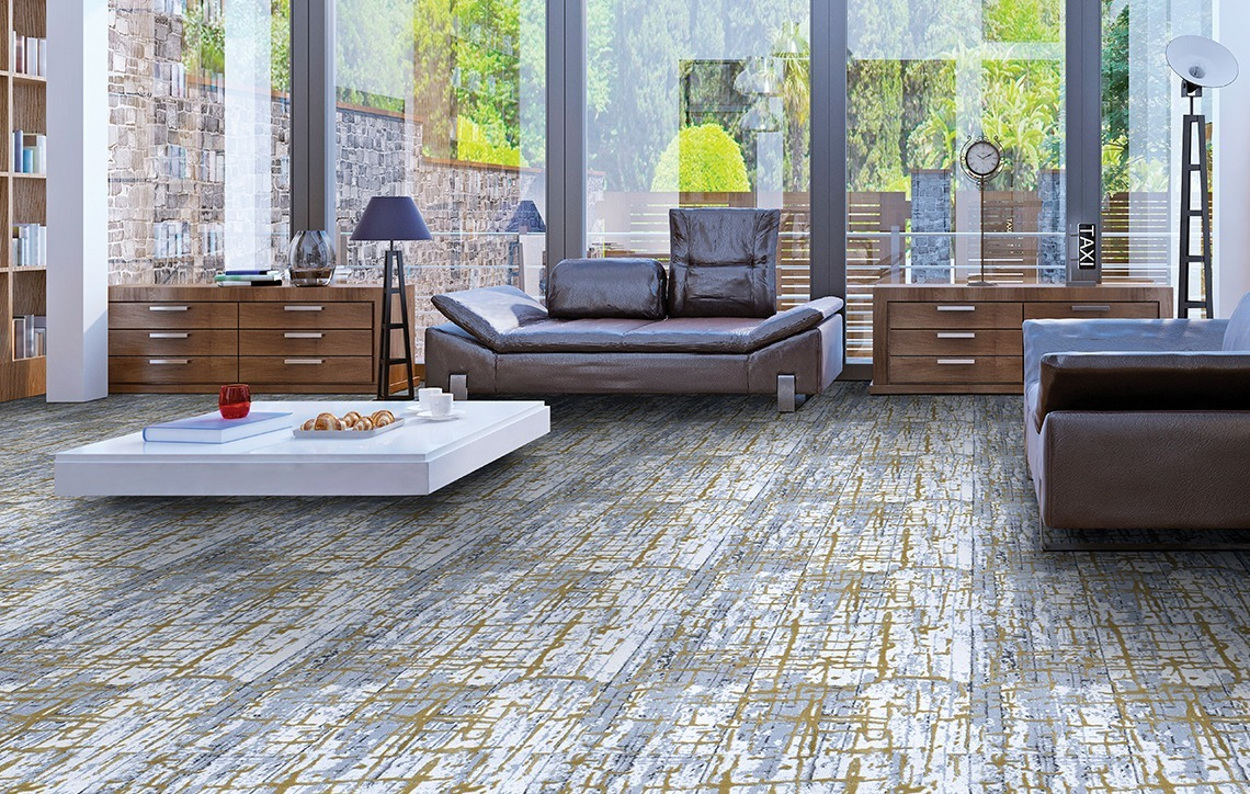 Patterned Carpet Designing With Carpet Couristan