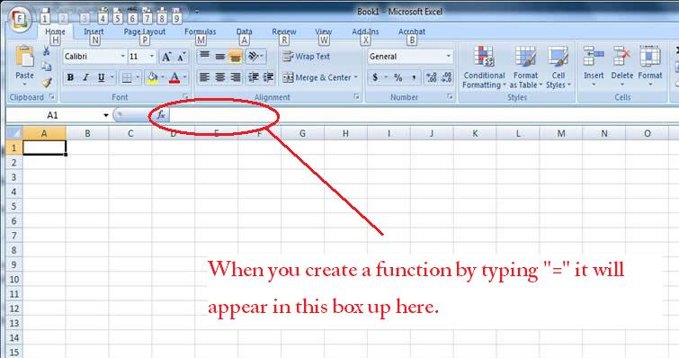 Lab 10 Creating formulas by using functions - creating formulas in excel