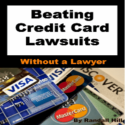 Beating Credit Card Lawsuits 250 x 250