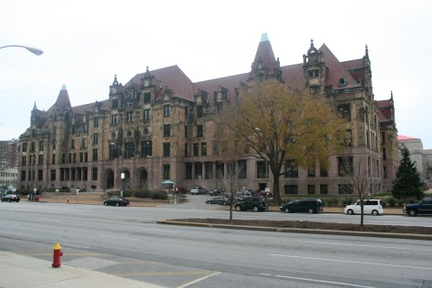 St Louis City-Hall